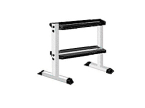 2-Tier Small Dumbbell Rack