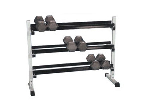 3-tier Short Dumbbell Rack