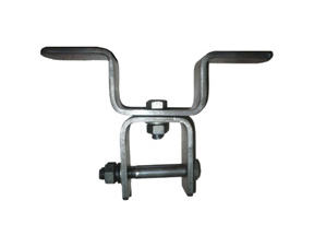 Heavy duty mount with swivel