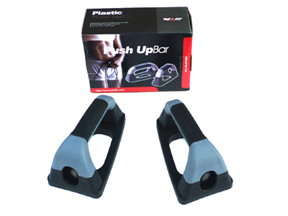 Short Plastic Pushup bars