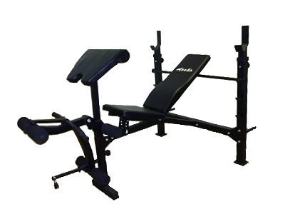 Heavy Duty Adjustable Olympic Bench
